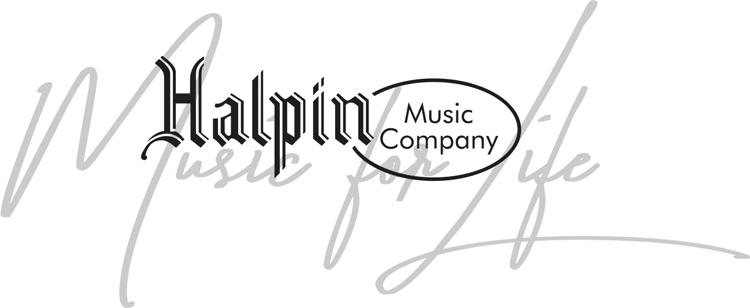 Halpin Music Company Logo